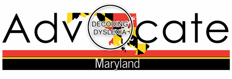 Decoding Dyslexia Maryland